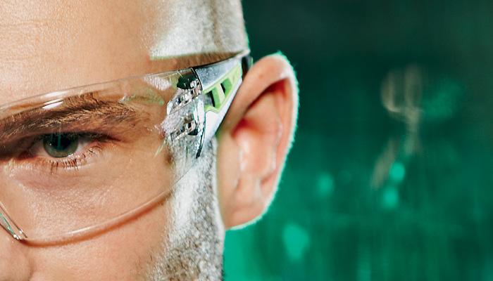 Keuze, gebruik en onderhoud van oogbescherming
