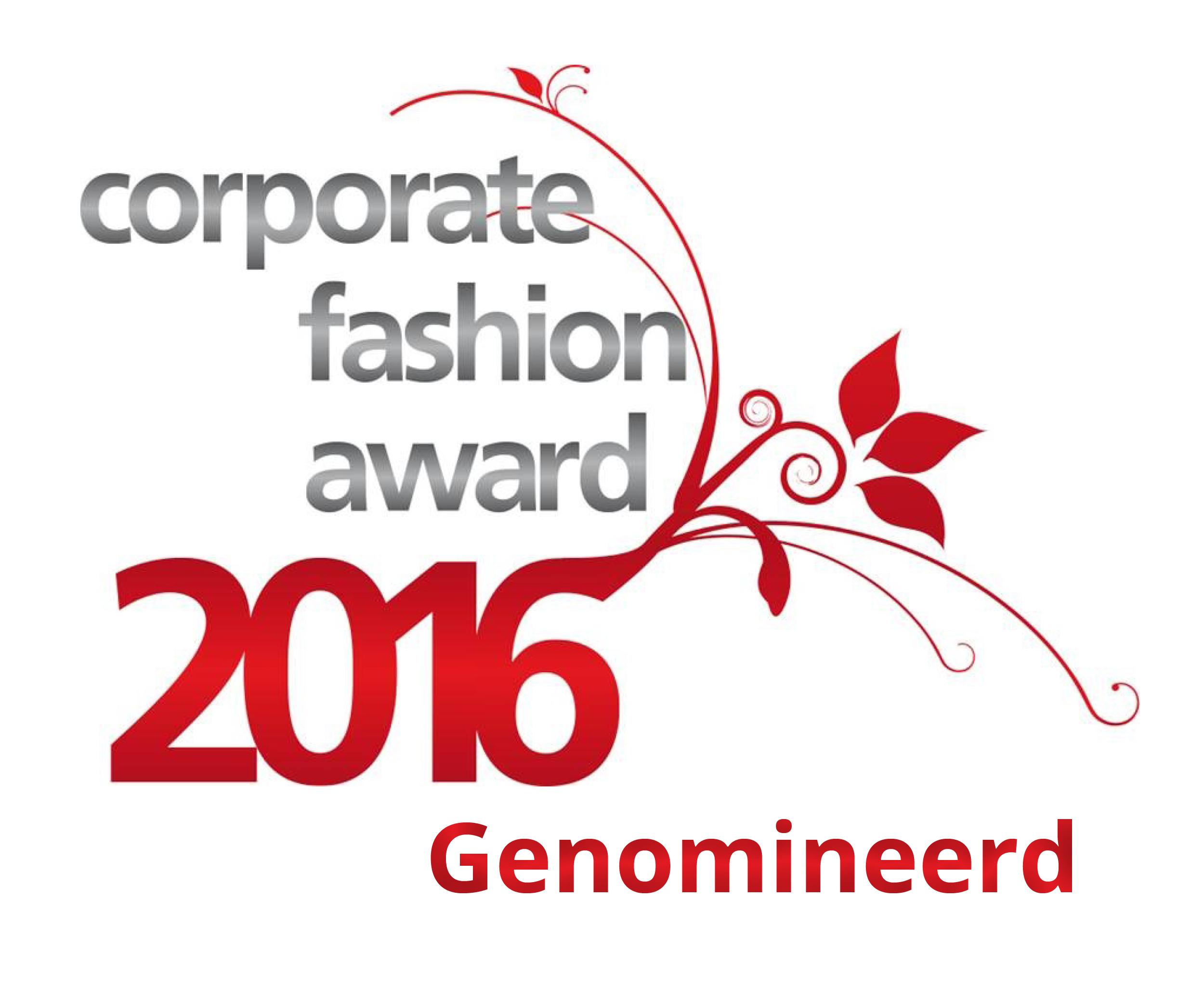 Corporate Fashion Award 2016