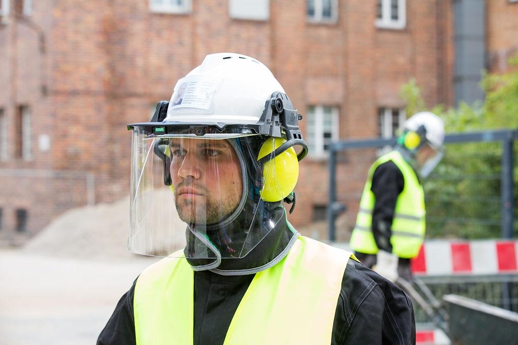 Innovaties in industriële hoofdbescherming