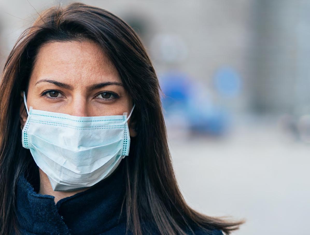 Whitepaper - Wat is er nu wél of niet waar over maskers?