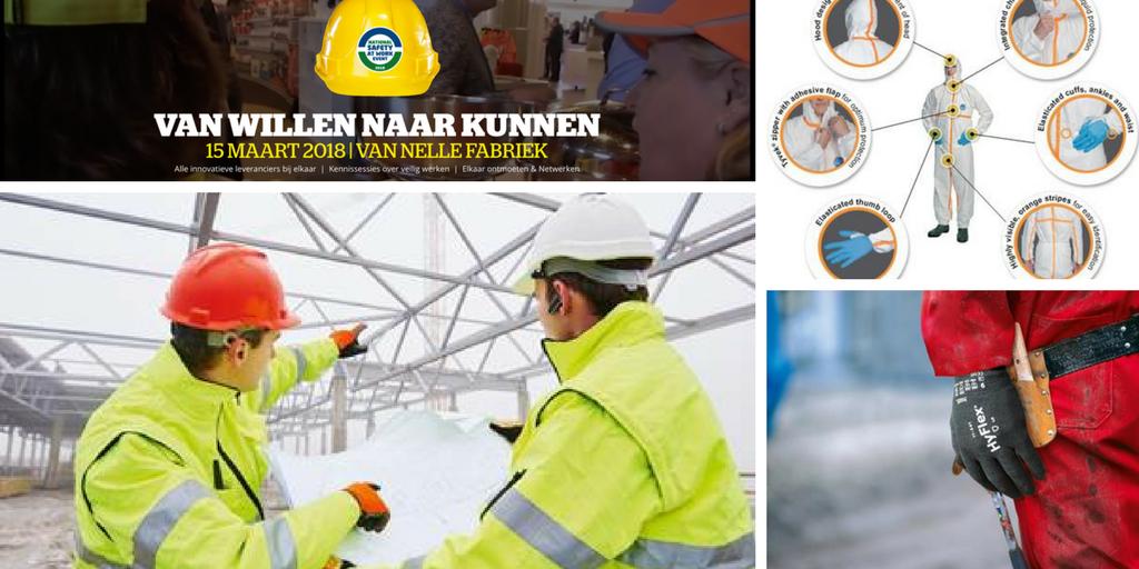 NIEUWSBRIEF: Concrete oplossingen om veiliger te werken