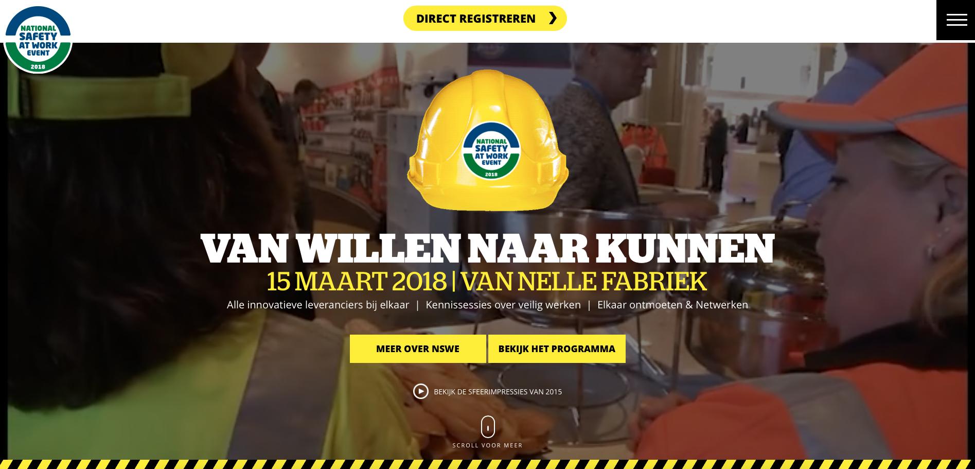 www.nswe.nl live!