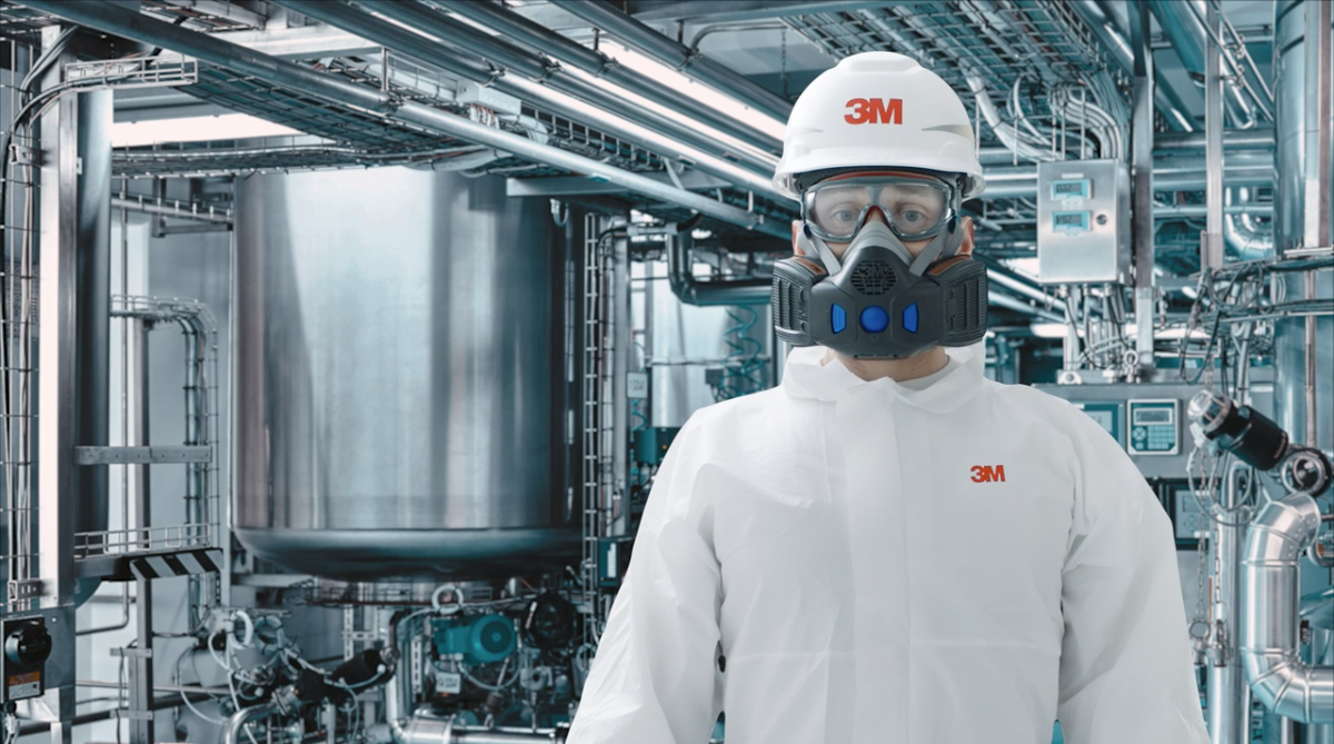 3M™ Secure Click™ Herbruikbare maskers