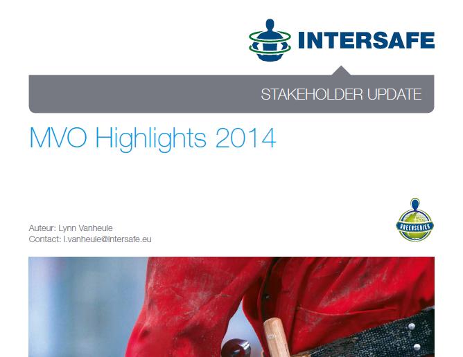 STAKEHOLDER UPDATE: MVO Highlights 2014