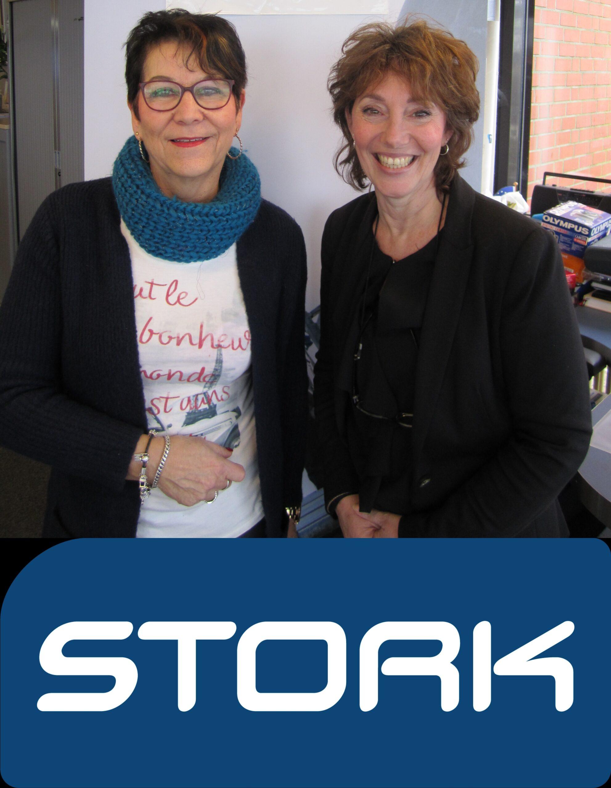 Bij Stork zijn ze blij met de Employee Safety Manager