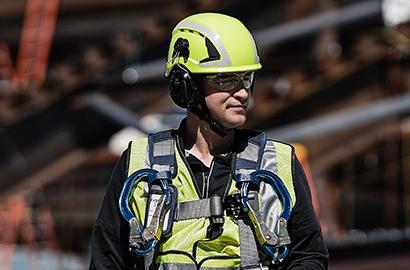 3M SecureFit Helmet