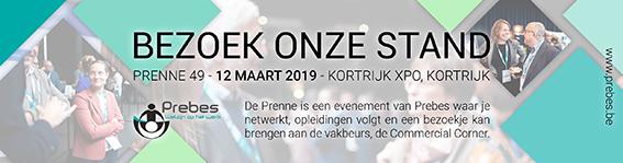Intersafe Belgium present op Prenne 2019