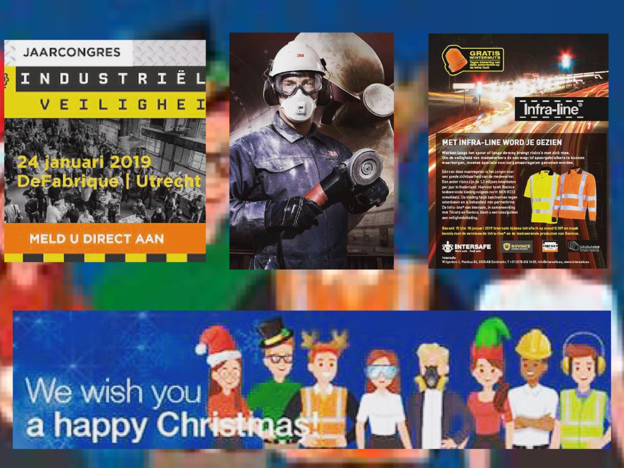 NIEUWSBRIEF: Merry Christmas - Teek Care!