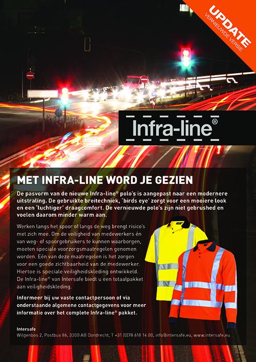 Met Infra-line® zichtbaar beschermd