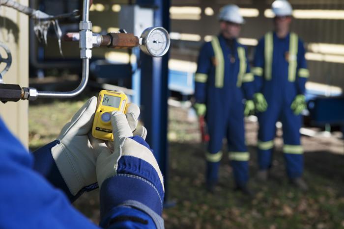 BW Clip: onderhoudsvrije enkelgasdetector
