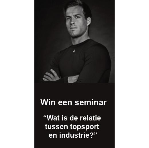 NIEUWSBRIEF: Win een seminar met Jeroen Hertzberger