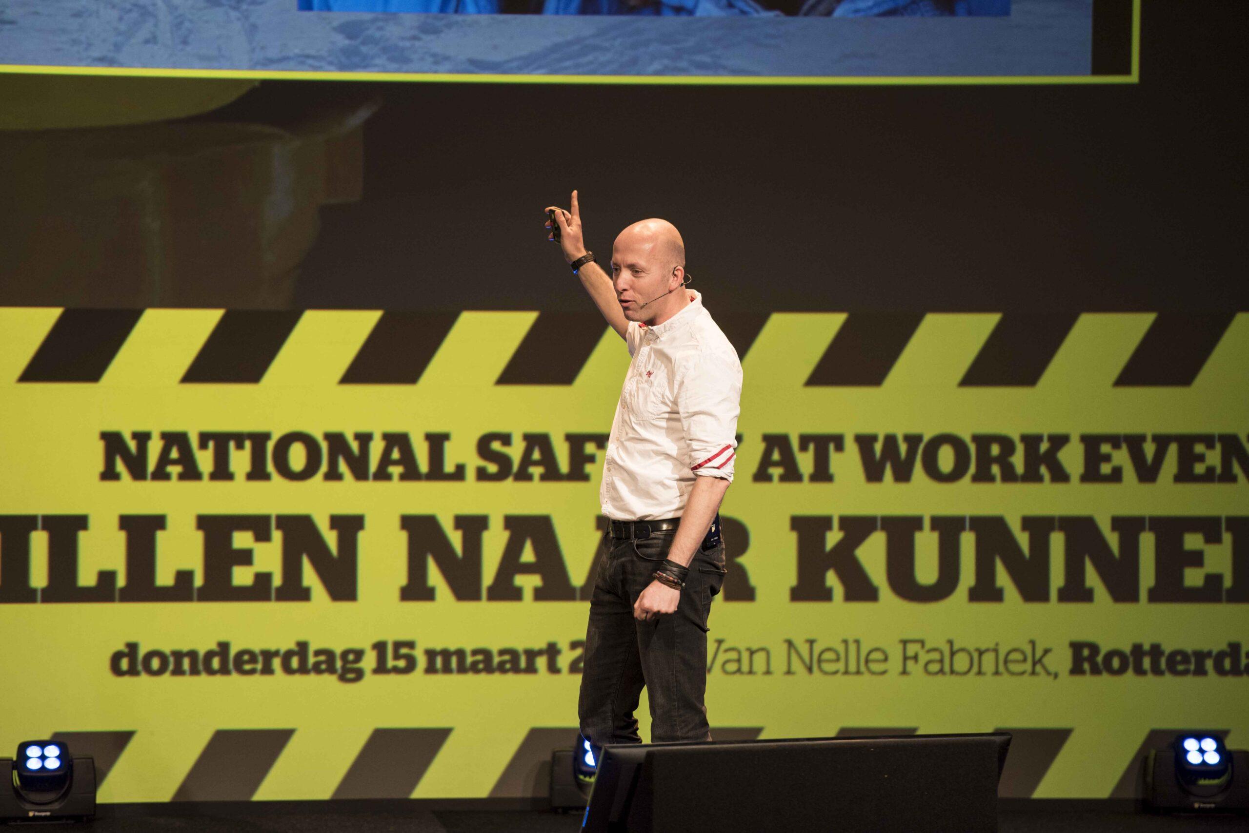 Op avontuur met Jan Fokke Oosterhof: Koppie erbij houden