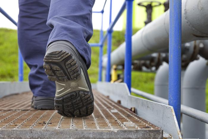 Bata Industrials lanceert een revolutie in schoenontwerp Walkline®Inside