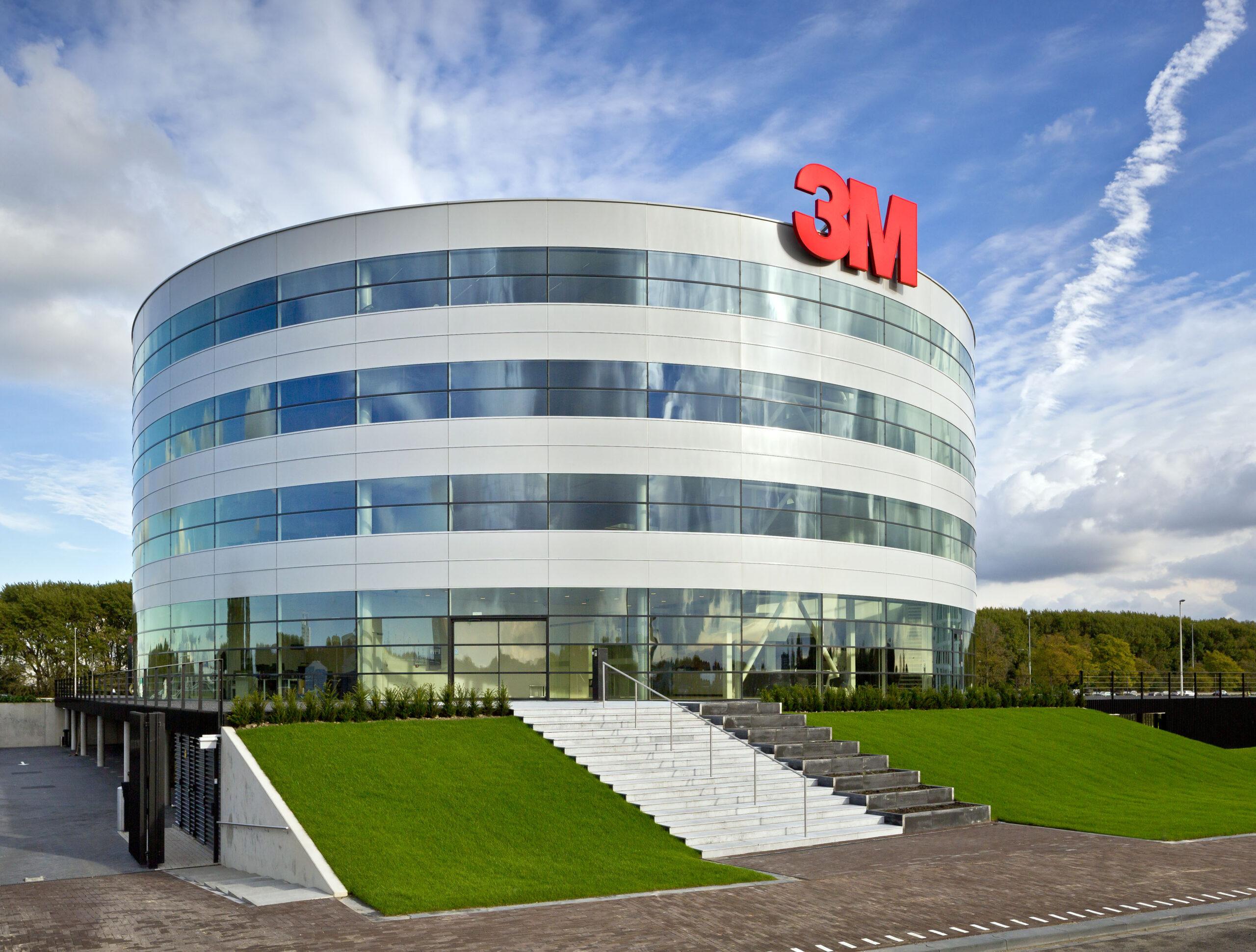3M verhuist naar sciencepark Technopolis