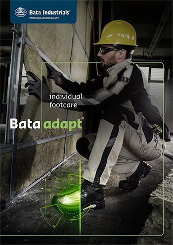 Compliance - Bata veiligheidsschoenen in combinatie met Bata Adapt