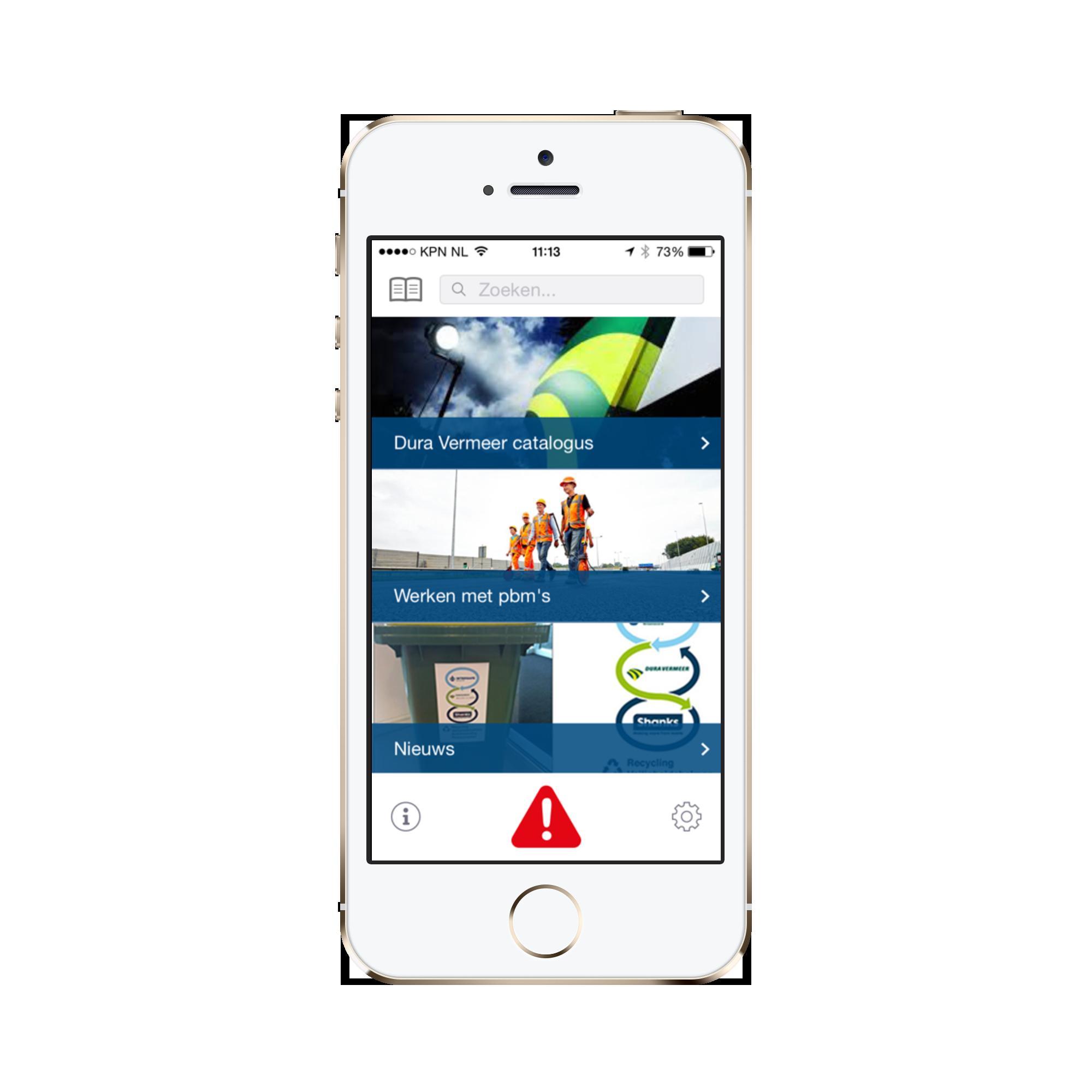 Dura Vermeer en Intersafe lanceren pbm-app
