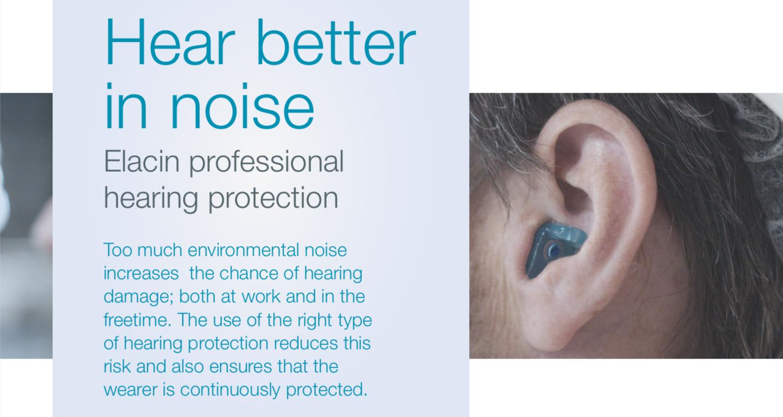 Hear better in noise