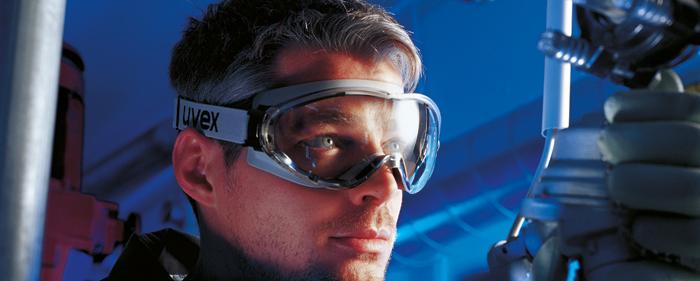 Oog voor oogbescherming